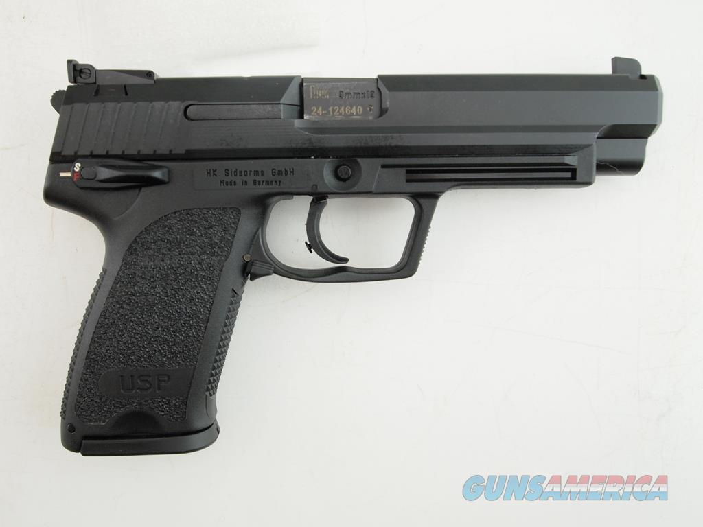 HK USP Expert 9MM WBox  Guns > Pistols > Heckler & Koch Pistols > Polymer Frame