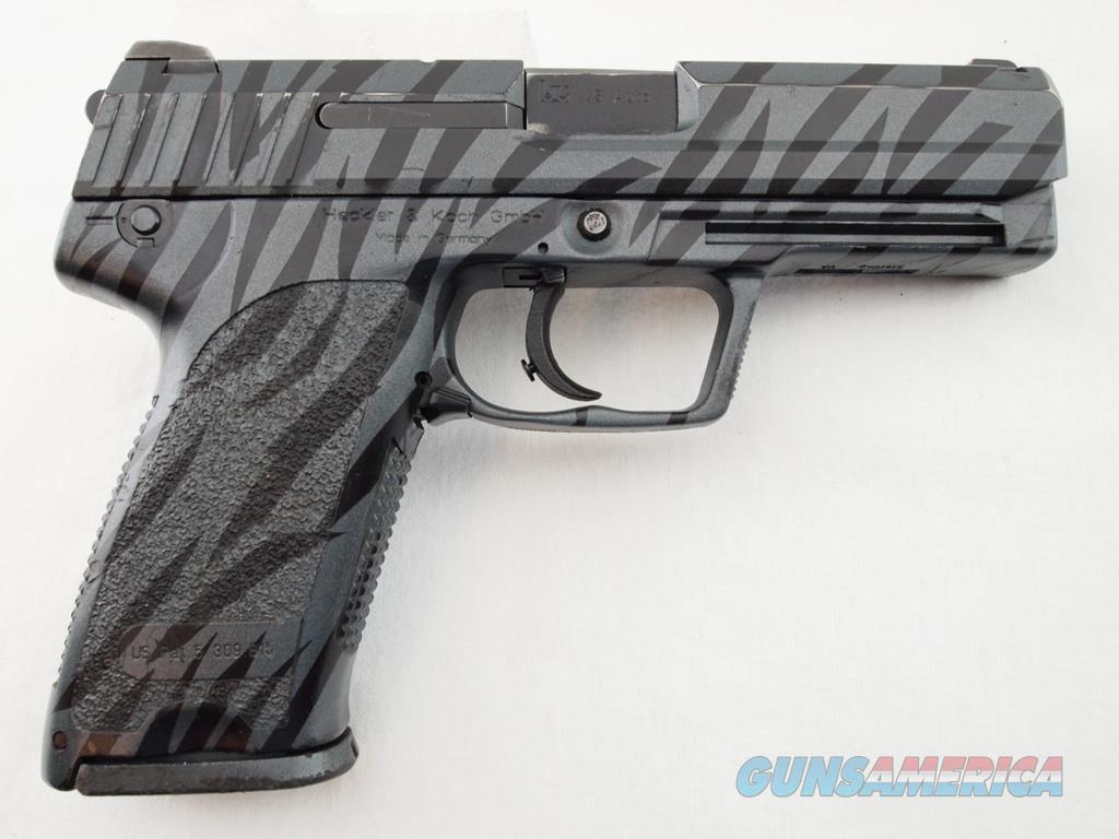HK USP45, .45 ACP  Guns > Pistols > Heckler & Koch Pistols > Polymer Frame
