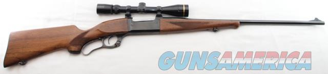 Savage, 99EG, Post War, MFG 1957, .308 WIN  Guns > Rifles > Savage Rifles > Model 95/99 Family