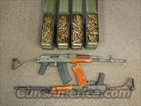 AK-74 Polish Tantal 5.45x39 rifles w/ 2380 rounds of ammo  Guns > Rifles > AK-47 Rifles (and copies) > Folding Stock