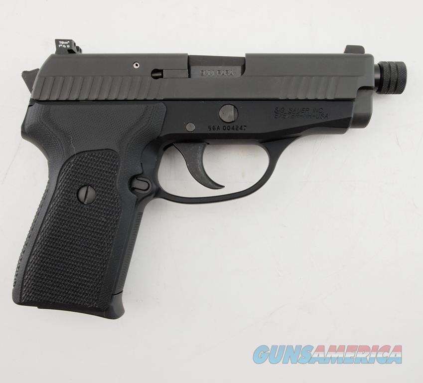 SigSauer P239 Tactical 9X19  Guns > Pistols > Sig - Sauer/Sigarms Pistols > P239