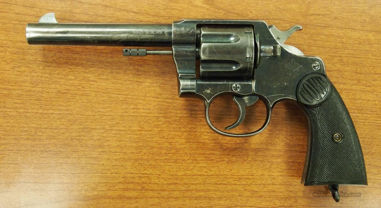 Colt New Service, Model of 1909 US Army for sale