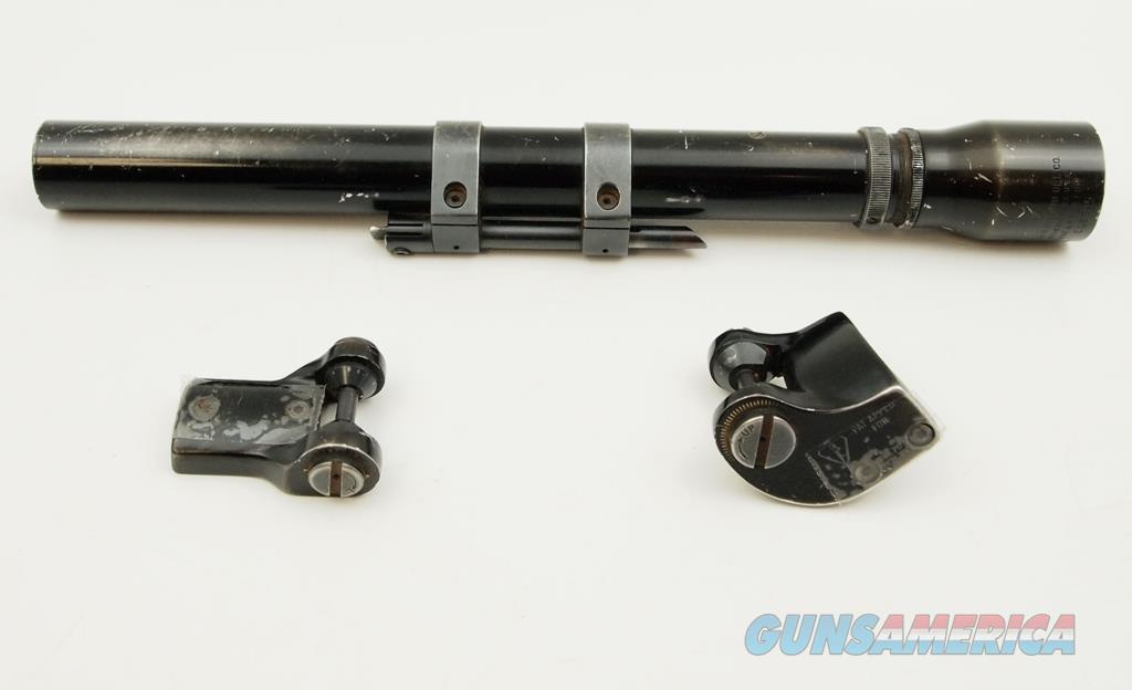 BALVAR 2 1/2 - 4X Rifle Scope W/Mounts for WINCHESTER Pre-64 M70  Non-Guns > Scopes/Mounts/Rings & Optics > Rifle Scopes > Variable Focal Length