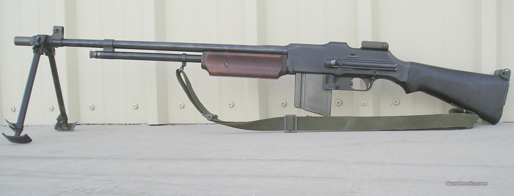 Browning BAR 1918 A NFA  Guns > Rifles > Browning Rifles > Semi Auto > Tactical