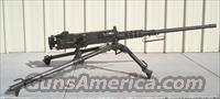 Browning M-2 50 BMG  Guns > Rifles > Class 3 Rifles > Class 3 Any Other Weapon