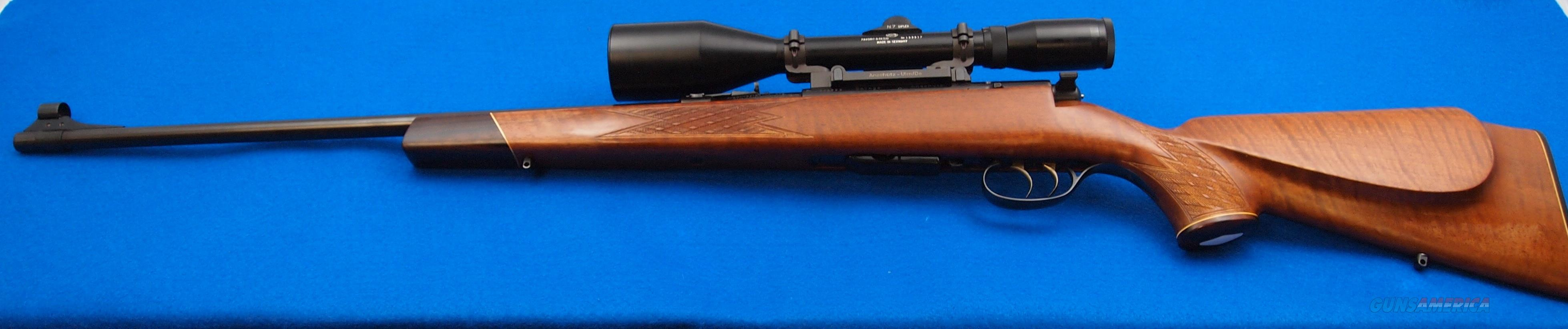 SAVAGE / ANSCHUTZ MODEL 153 .222  RIFLE  Guns > Rifles > Anschutz Rifles