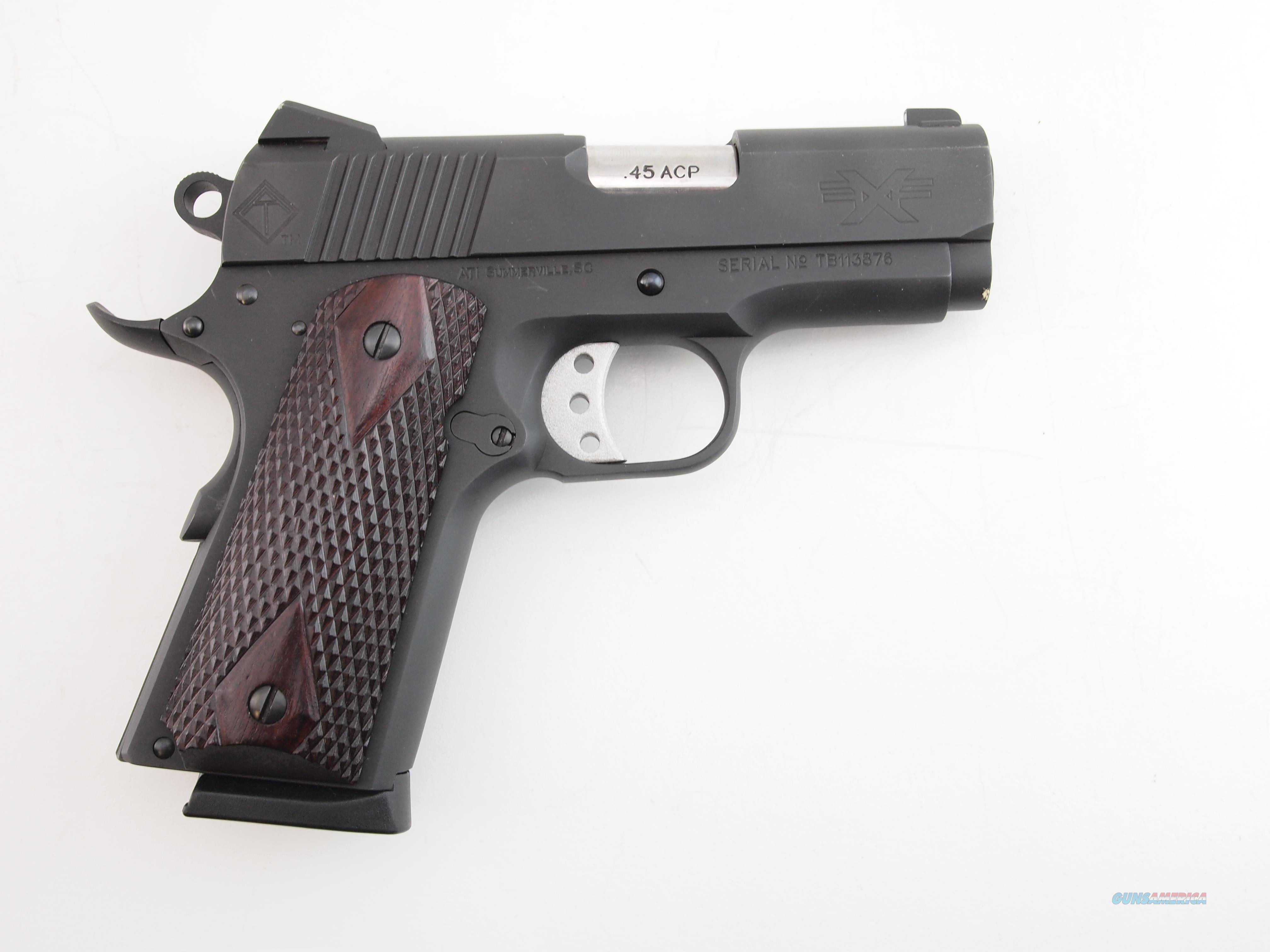 AMTACT Titan 1911 .45 ACP  Guns > Pistols > American Tactical Imports Pistols