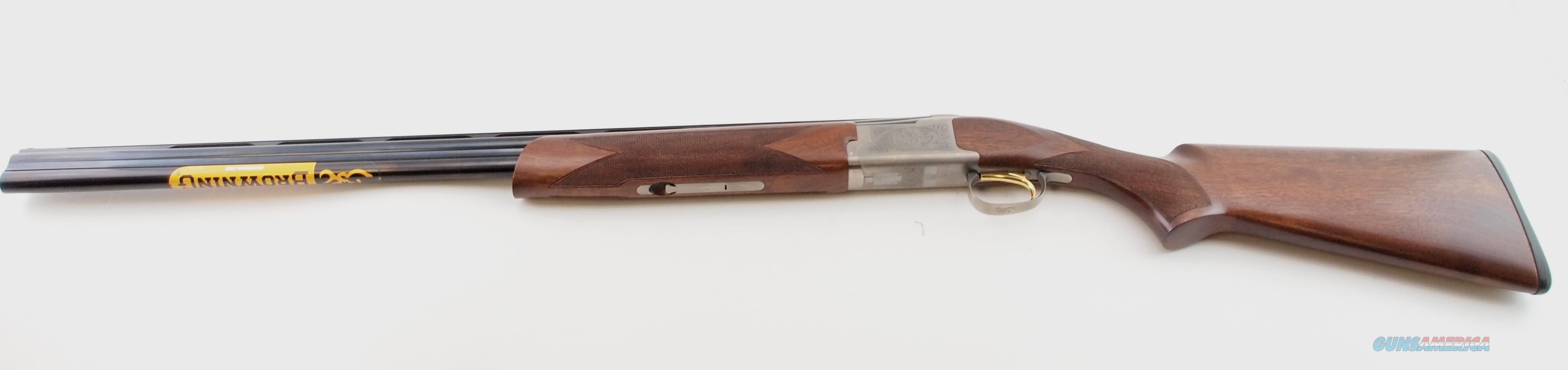 BROWNING 725 28GA FIELD, NIB  Guns > Shotguns > Browning Shotguns > Over Unders > Citori > Hunting