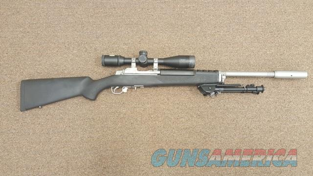 Ruger Mini 14 Target .223 cal  Guns > Rifles > Ruger Rifles > Mini-14 Type