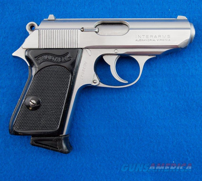 Walther PPK 380 .380  Guns > Pistols > Walther Pistols > Post WWII > PPK Series