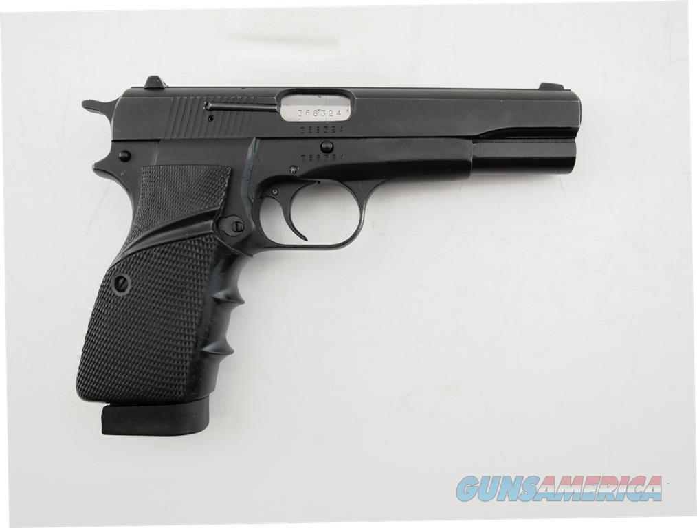 FM Hi-Power 9X19 WCase  Guns > Pistols > F Misc Pistols