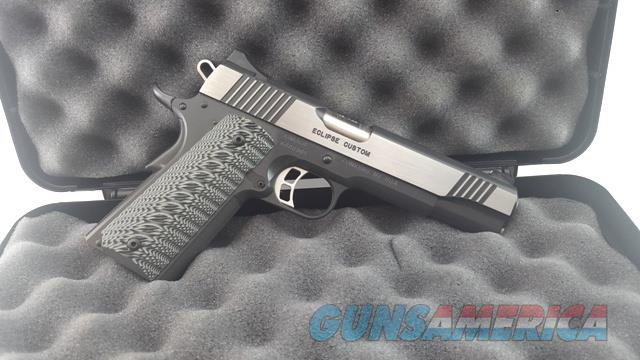 Kimber Eclipse Custom 45 ACP  Guns > Pistols > 1911 Pistol Copies (non-Colt)