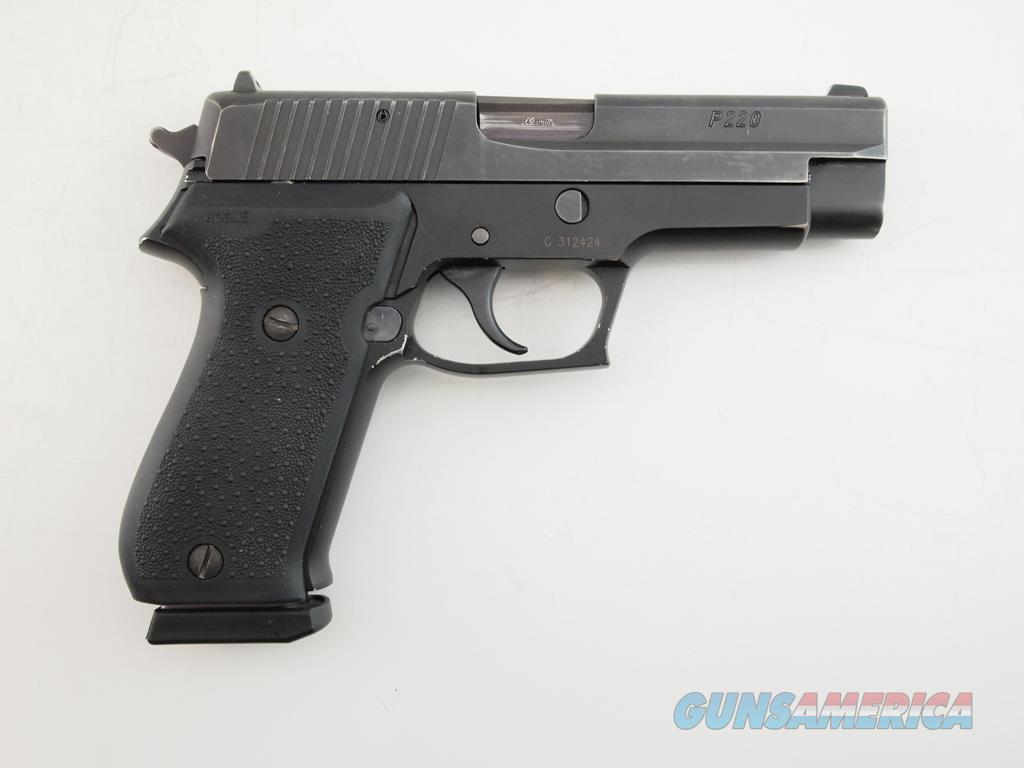 SigSauer P220 .45 ACP  Guns > Pistols > Sig - Sauer/Sigarms Pistols > P220