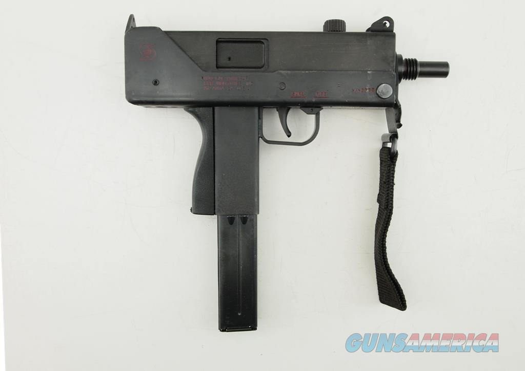 RPB M10 Open Bolt 9MM WHolster  Guns > Pistols > Mac-10 Pistols
