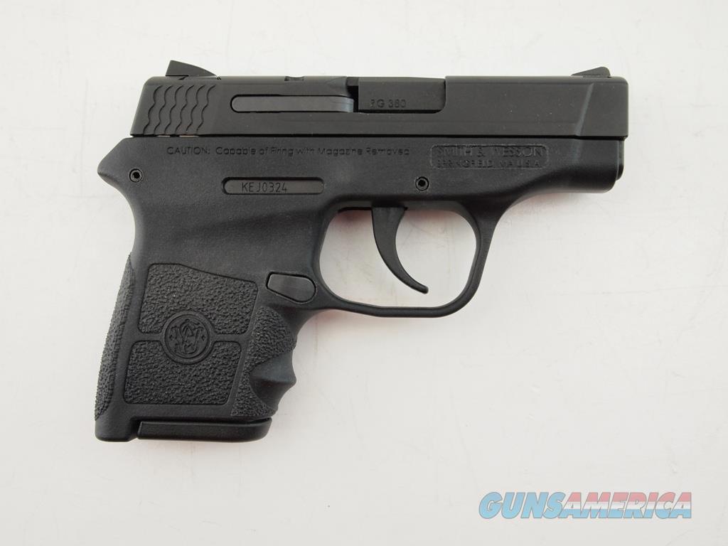 S&W BG 380 .380 ACP WCase  Guns > Pistols > Smith & Wesson Pistols - Autos > Polymer Frame