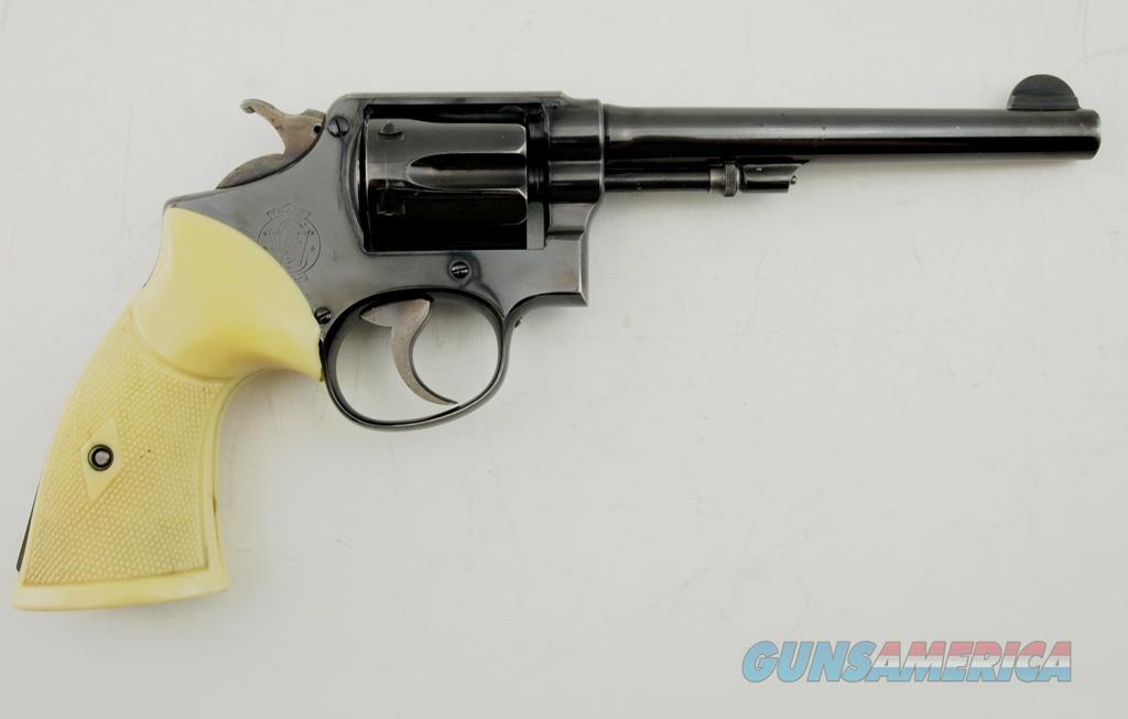 S&W 1905 2nd MFG 1906 - 1909 .38 S&W SPL  Guns > Pistols > Smith & Wesson Revolvers > Pre-1945