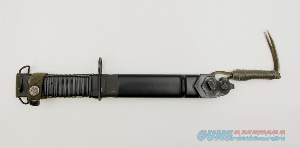 KCB-70M1 EIKHORN AR BAYONET   Non-Guns > Knives/Swords > Military > Bayonets
