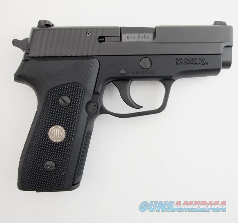 Sig Sauer P225 A-9-BSS 9mm WBox  Guns > Pistols > Sig - Sauer/Sigarms Pistols > Other