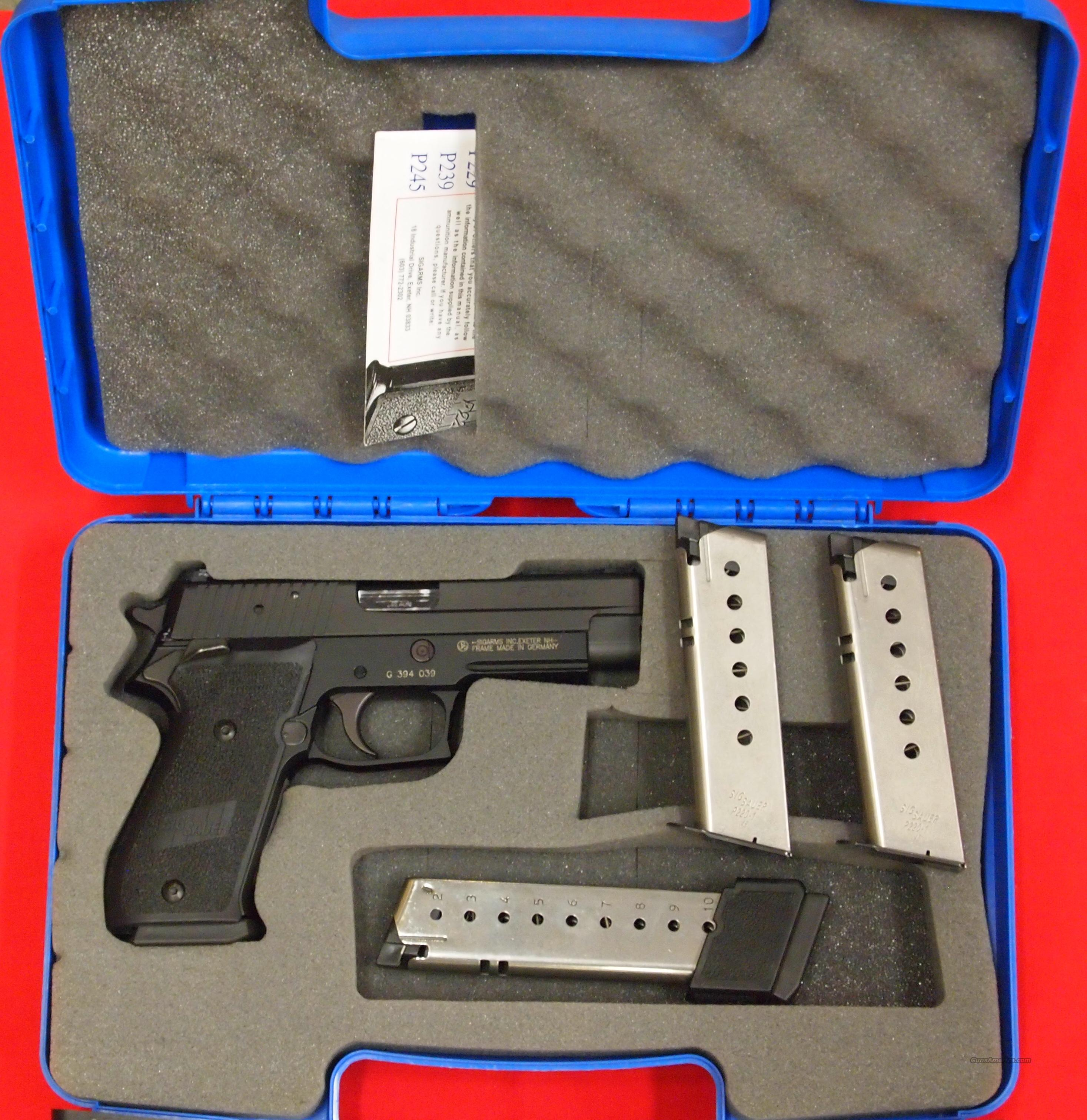 Ez Credit Auto Sales >> SIG SAUER P220R3-45-BSS-SAO for sale