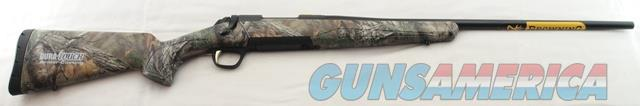 Browning X-Bolt Camo .300 WSM  Guns > Rifles > Browning Rifles > Bolt Action > Hunting > Blue