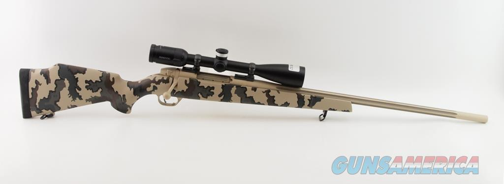 Weatherby MKV Arroyo / Swarovsky Z5 Package 6.5 Creedmore NIB  Guns > Rifles > Weatherby Rifles > Sporting