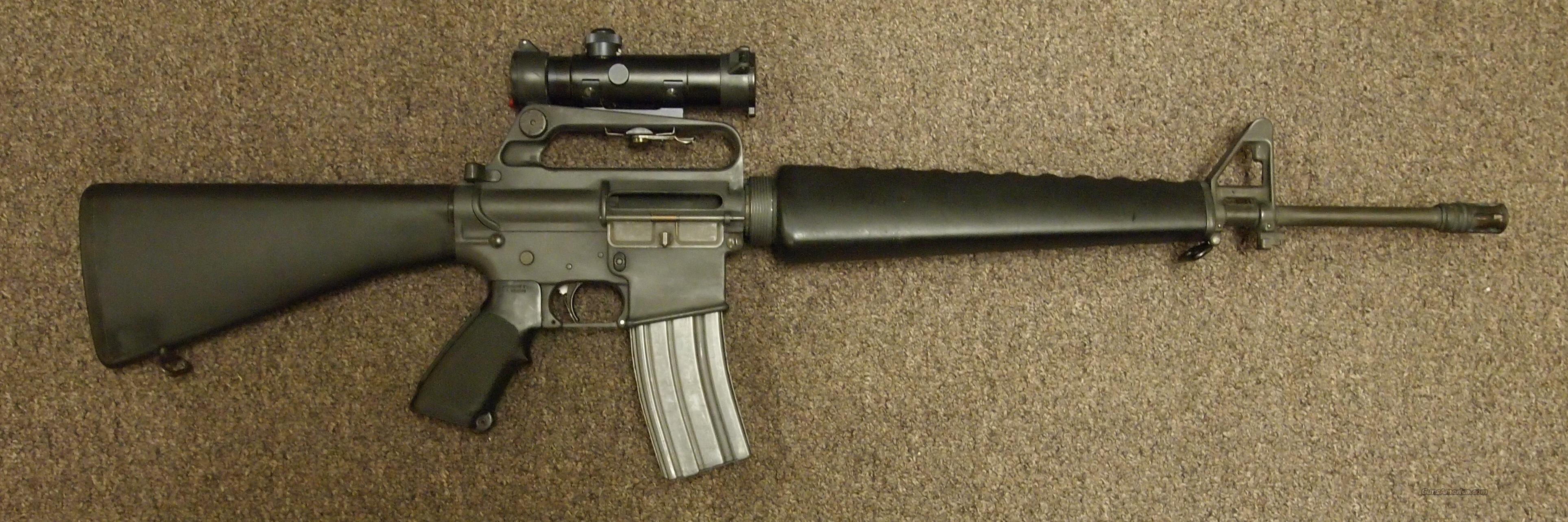 Colt AR-15 SP1 .223 (Pre-Ban),   Guns > Rifles > AR-15 Rifles - Small Manufacturers > Complete Rifle