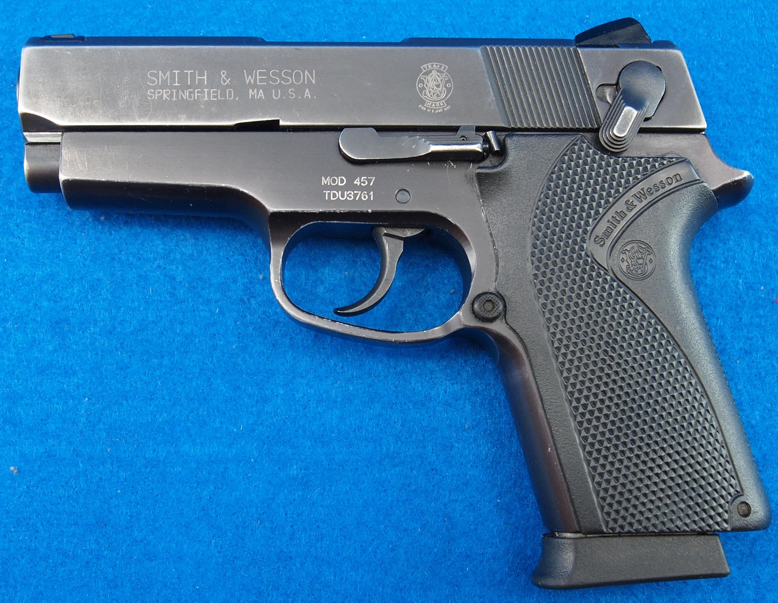 S&W 457 Compact   Guns > Pistols > Smith & Wesson Pistols - Autos > Alloy Frame