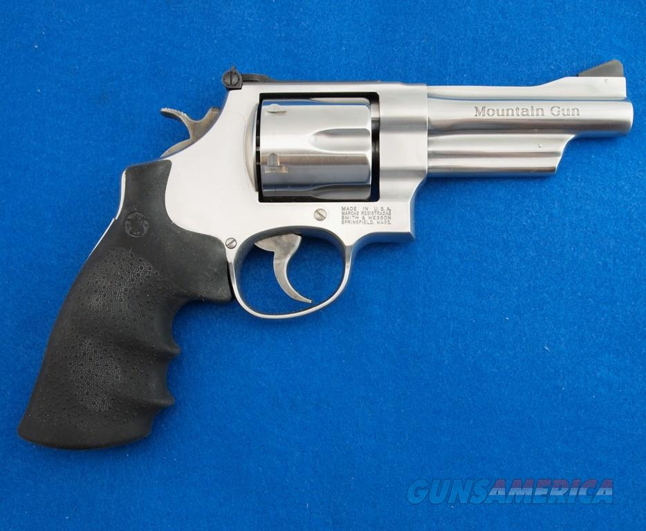 S&W 625-9 Mountain Gun .45 LC WBox  Guns > Pistols > Smith & Wesson Revolvers > Full Frame Revolver