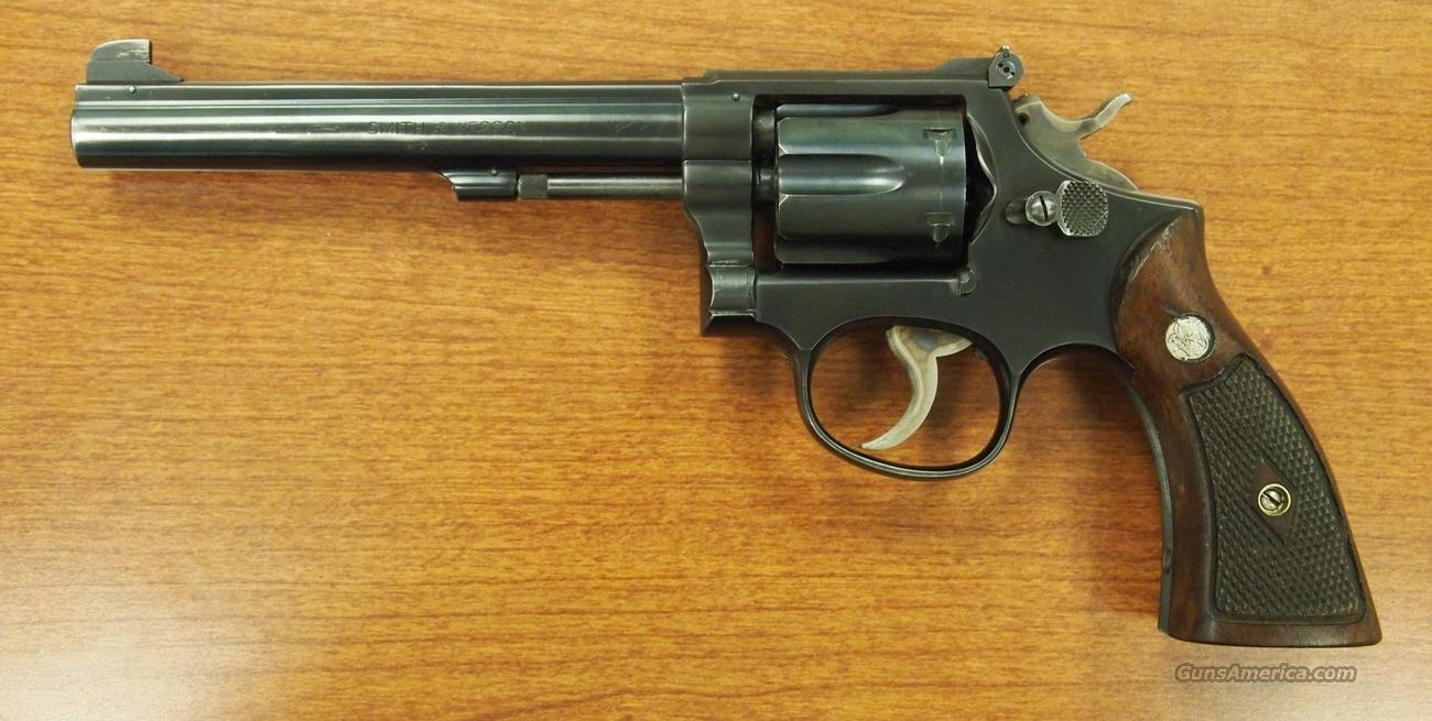 Smith & Wesson M-K38 Target Masterpiece  Guns > Pistols > Smith & Wesson Revolvers > Full Frame Revolver