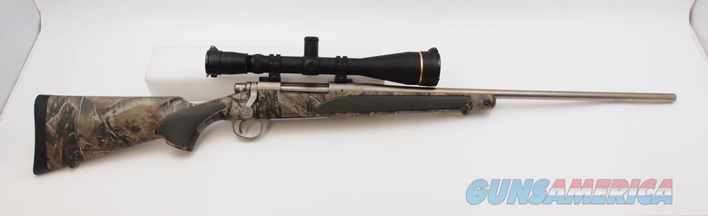 Remington 700 SPS S/S RMEF 25th Anniversary with Scope .30-06  Guns > Rifles > Remington Rifles - Modern > Model 700 > Sporting