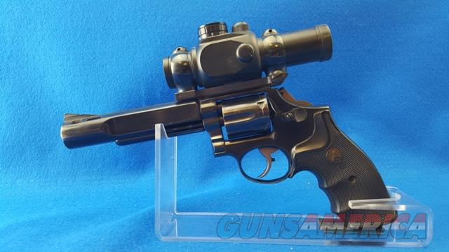 S&W Custom 15-3 PPC  Guns > Pistols > Smith & Wesson Revolvers > Full Frame Revolver