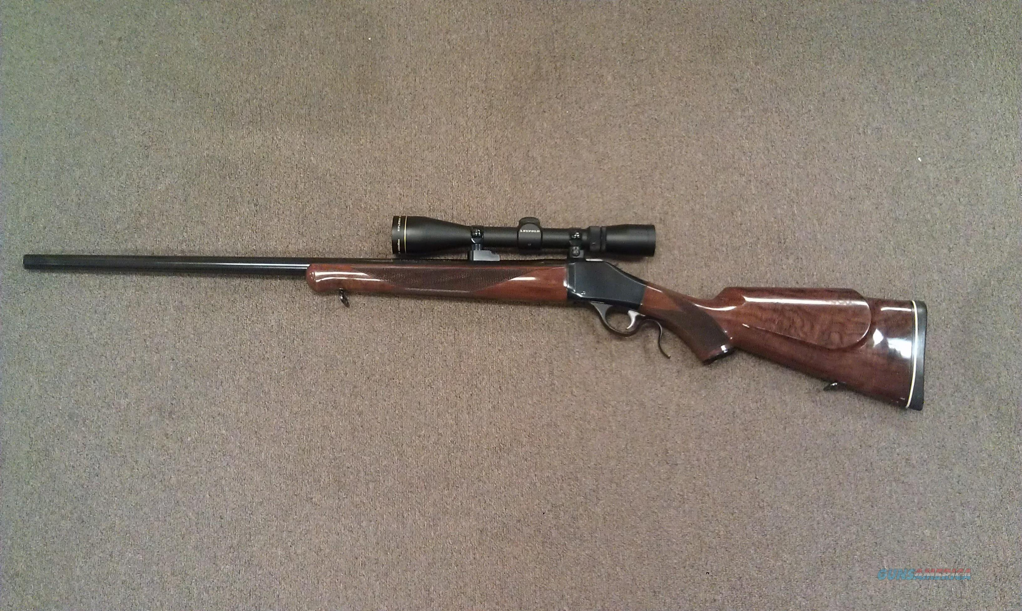 Browning B-78 22-250  Guns > Rifles > Browning Rifles > Singe Shot