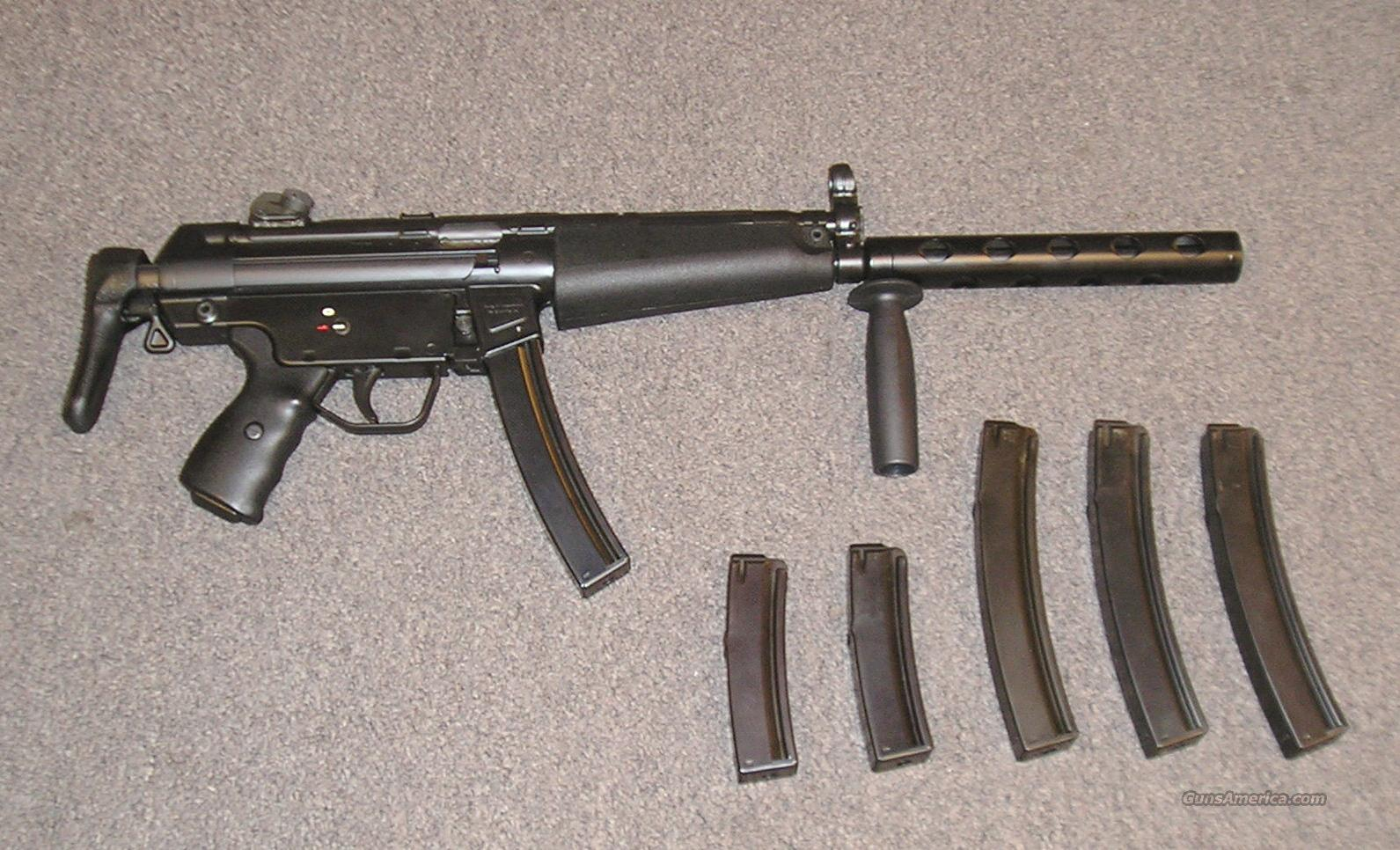 H&K  94 A3  Guns > Rifles > Heckler & Koch Rifles > Tactical