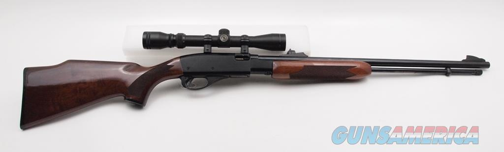 Remington 572 FieldMaster .22 S, L, LR  Guns > Rifles > Remington Rifles - Modern > .22 Rimfire Models