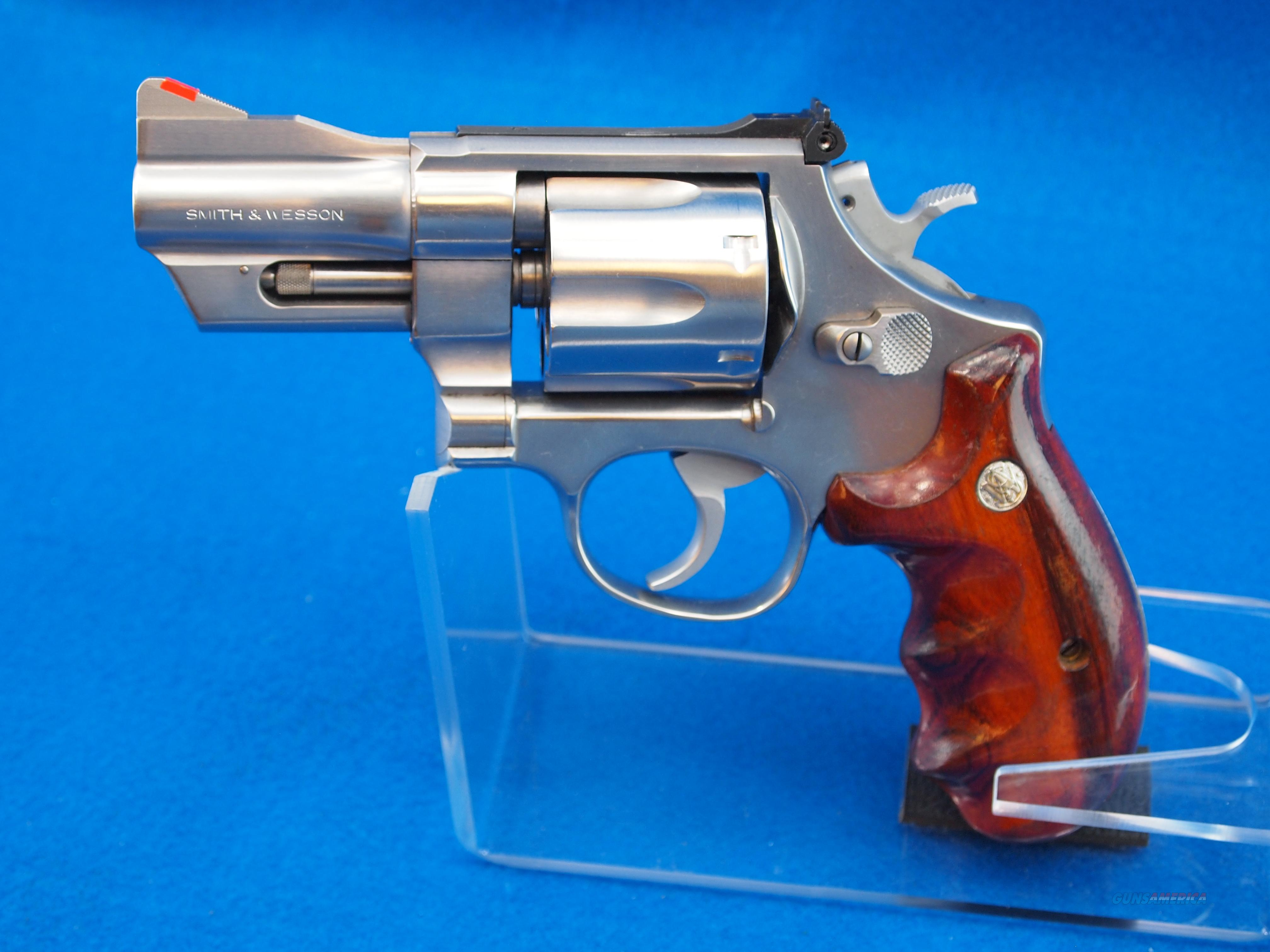 Smith & Wesson Model 624, .44 Special  Guns > Pistols > Smith & Wesson Revolvers > Full Frame Revolver