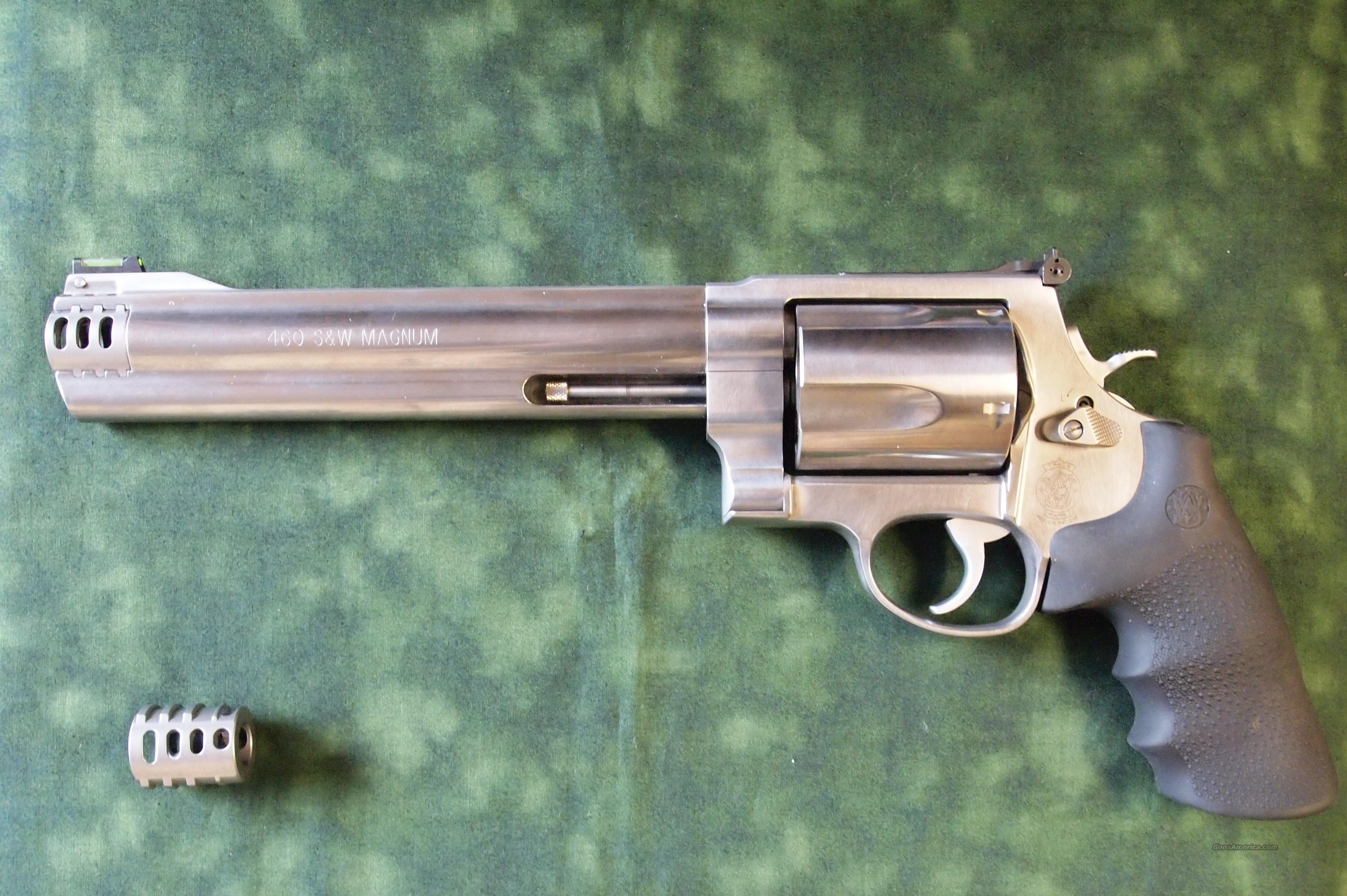 Smith and Wesson 460 XVR  Guns > Pistols > Smith & Wesson Revolvers > Performance Center