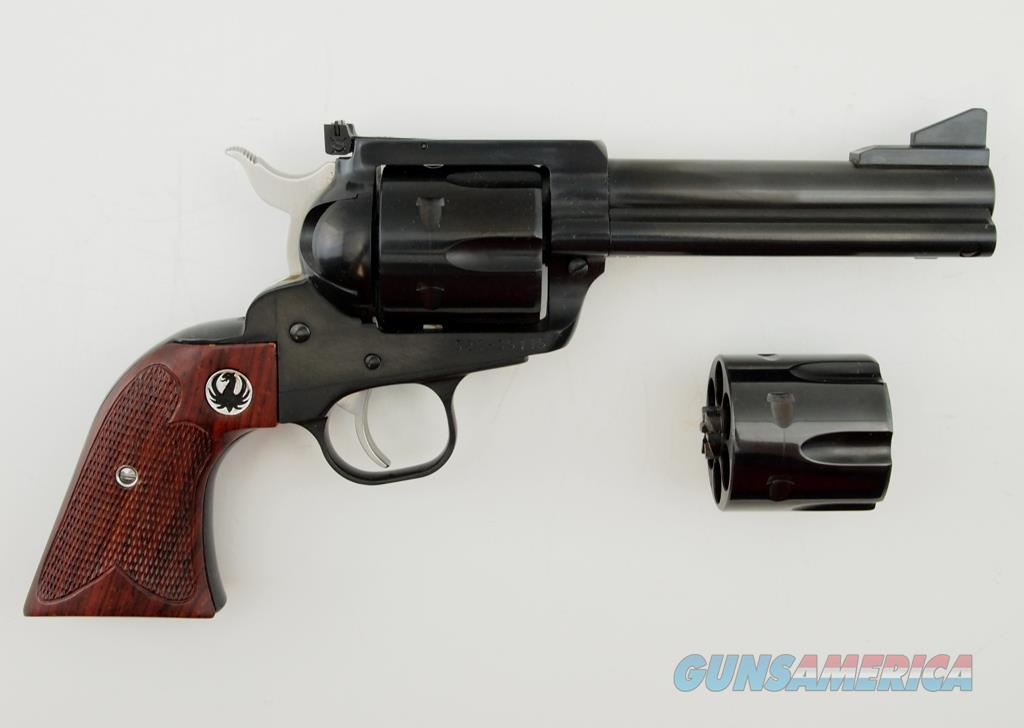 RUGER NM BLACKHAWK SA CONV .45 LC / .45 ACP WBox  Guns > Pistols > Ruger Single Action Revolvers > Blackhawk Type