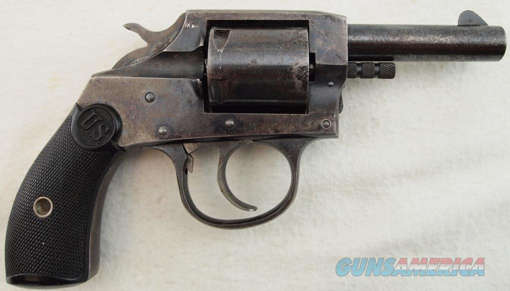 US Revolver 32, .32 Cal, MFG 1911-1912 by Iver Johnson Pistols  Guns > Pistols > Iver Johnson Pistols