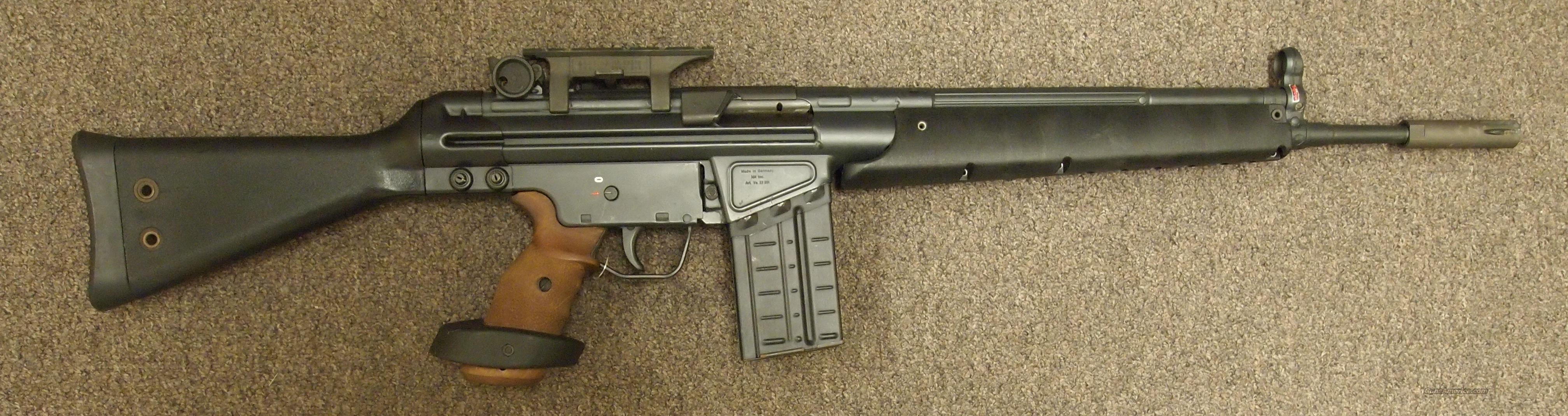 HK91 .308  Guns > Rifles > Heckler & Koch Rifles > Tactical
