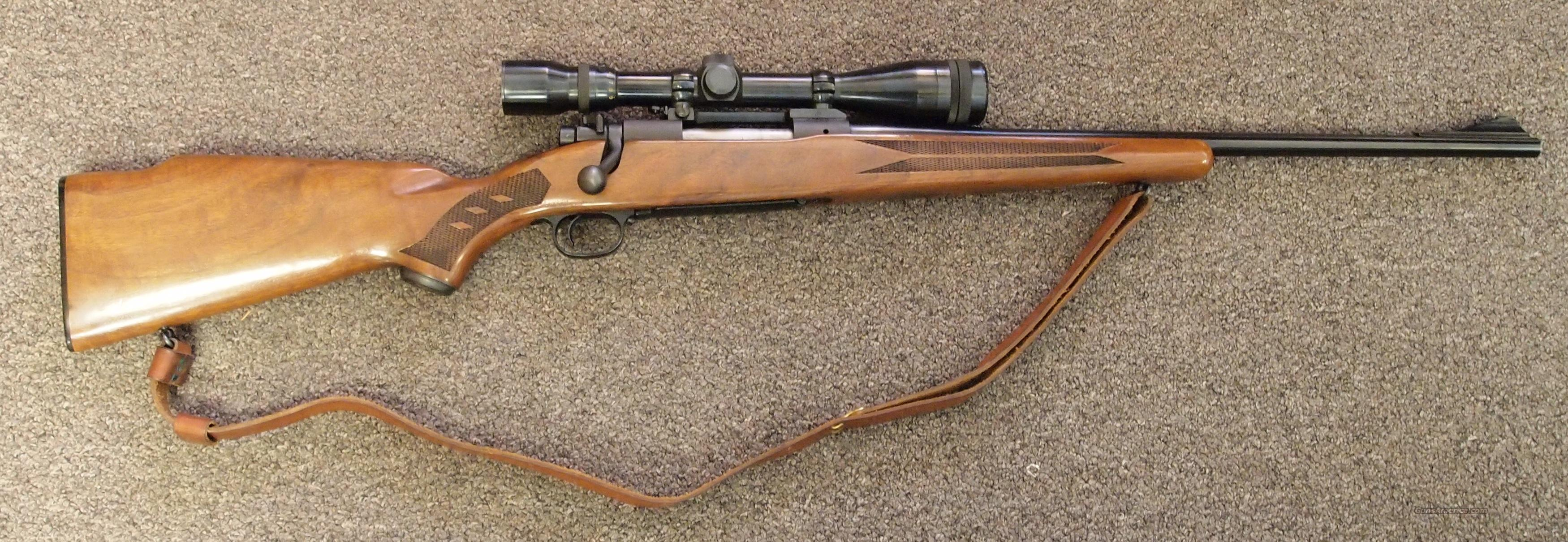 WINCHESTER MOD 70 243 WIN  Guns > Rifles > Winchester Rifles - Modern Bolt/Auto/Single > Model 70 > Post-64