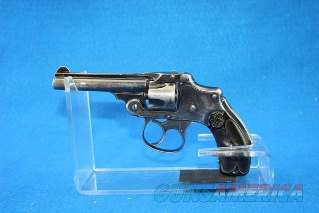 Smith & Wesson Safety Hammerless 2nd Model  Guns > Pistols > Smith & Wesson Revolvers > Pre-1945