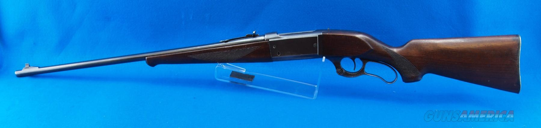 Savage Model 99 (Mfg. 1951-52) .300 Savage  Guns > Rifles > Savage Rifles > Model 95/99 Family
