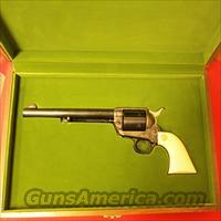 Colt Single Action Army Horse, Lew Horton Special/Limited Edition  Colt Single Action Revolvers - 3rd Gen.