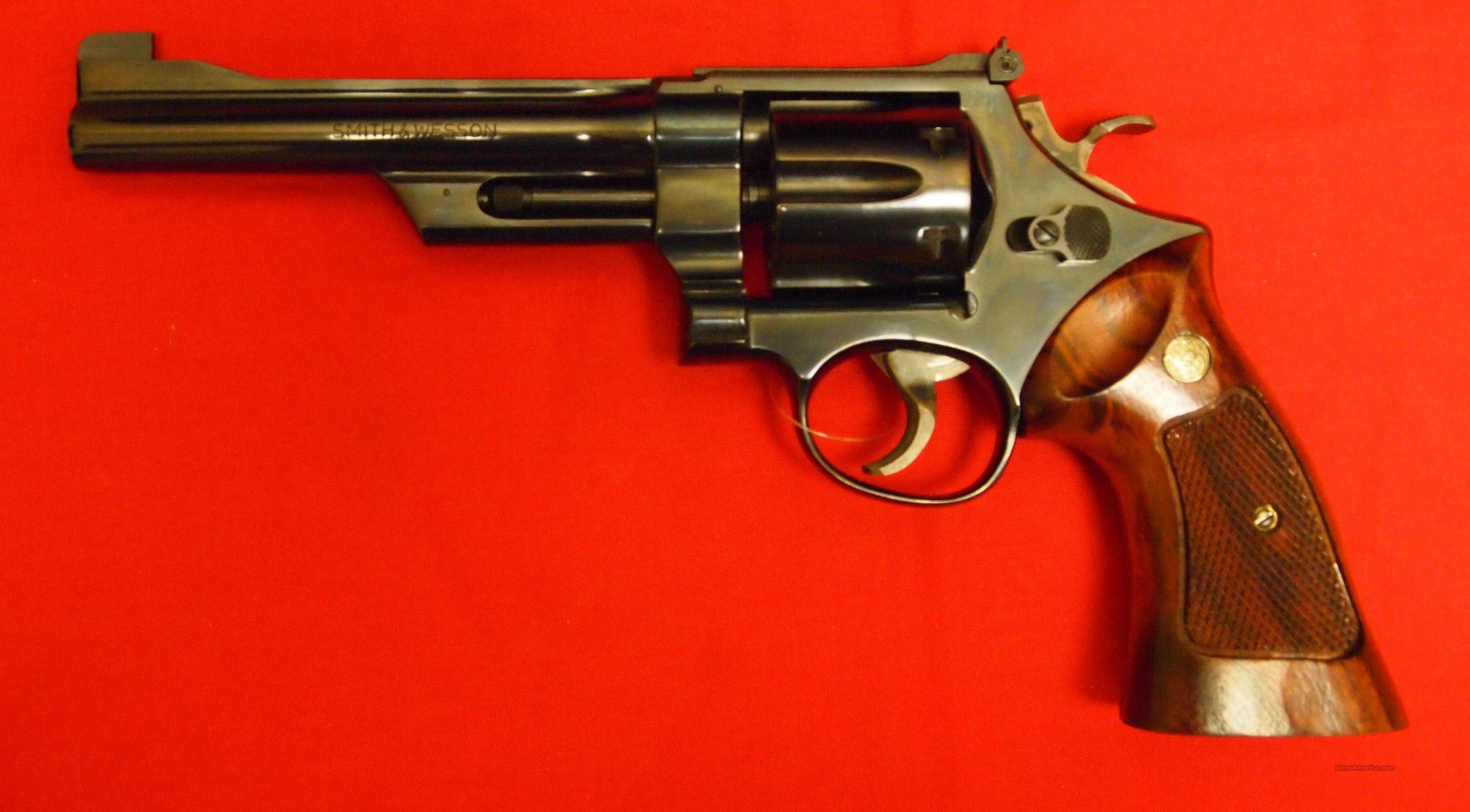 Smith and Wesson Model 27, 357 Magnum  Guns > Pistols > Smith & Wesson Revolvers > Full Frame Revolver
