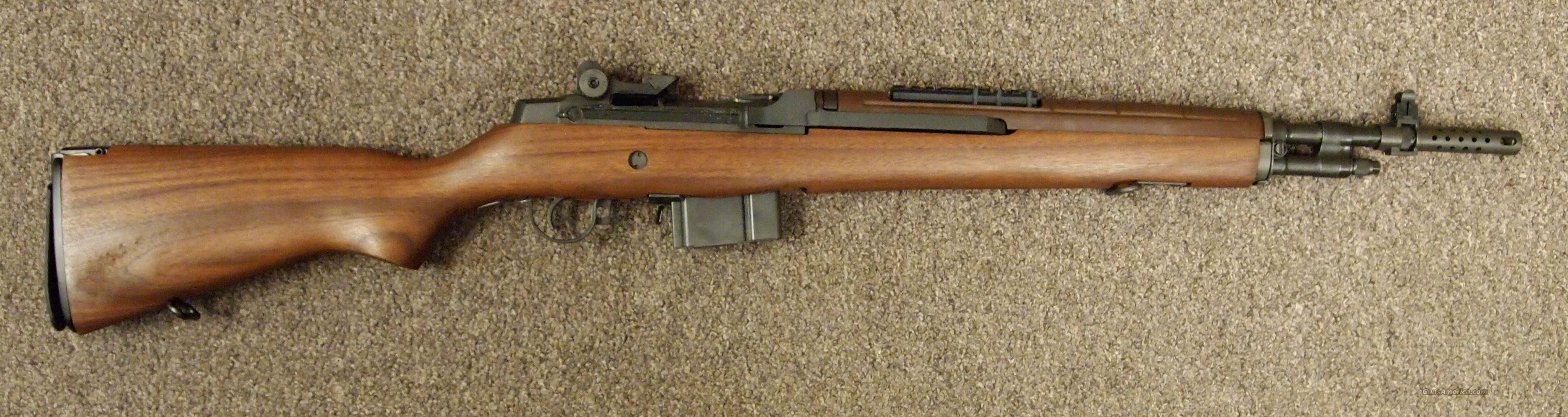 Springfield Armory M1A Scout Squad  Guns > Rifles > Springfield Armory Rifles > M1A/M14