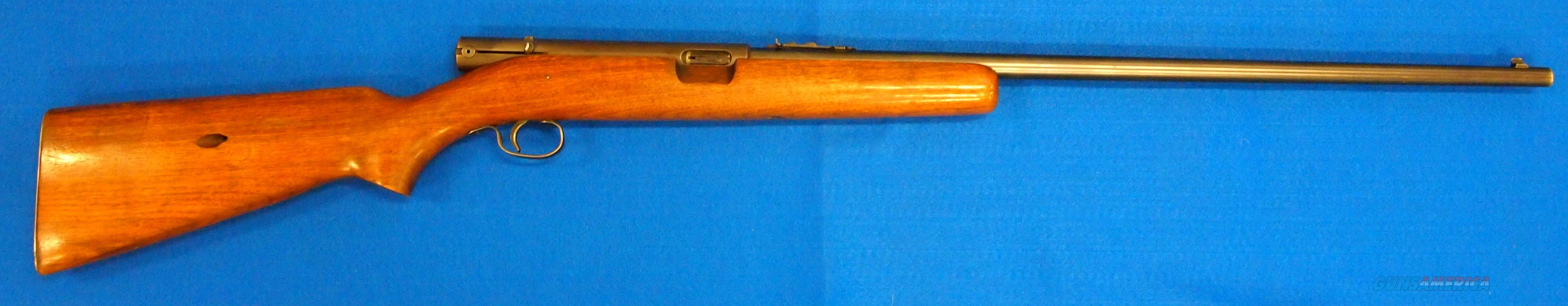WINCHESTER MODEL 74 22LR (MFG 1940)  Guns > Rifles > Winchester Rifles - Modern Bolt/Auto/Single > Autoloaders
