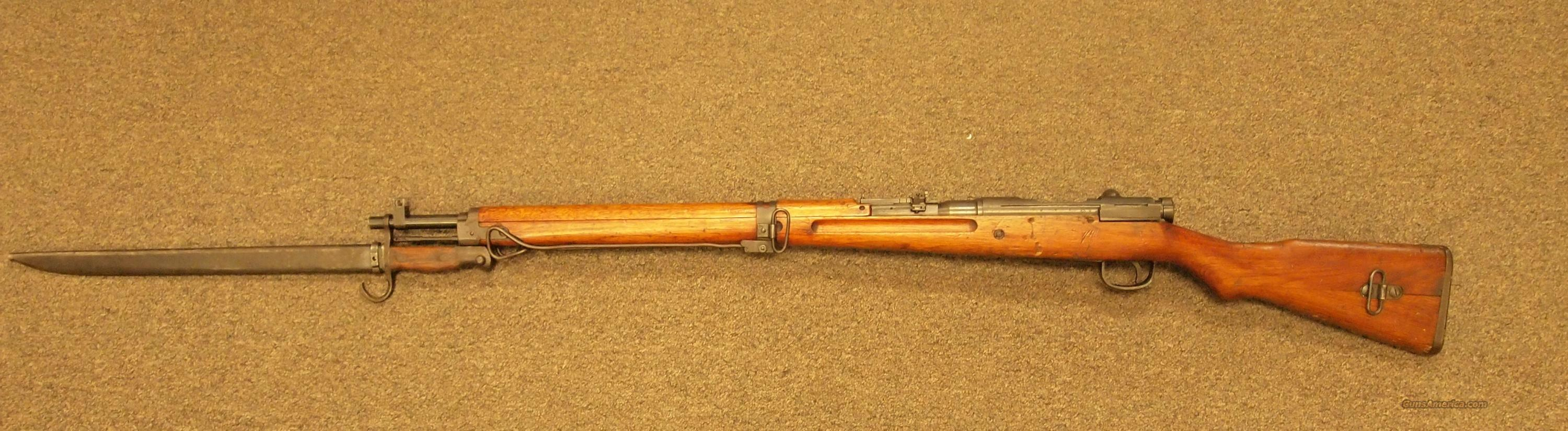 Arisaka 7.7 Jap   Guns > Rifles > Military Misc. Rifles Non-US > Other