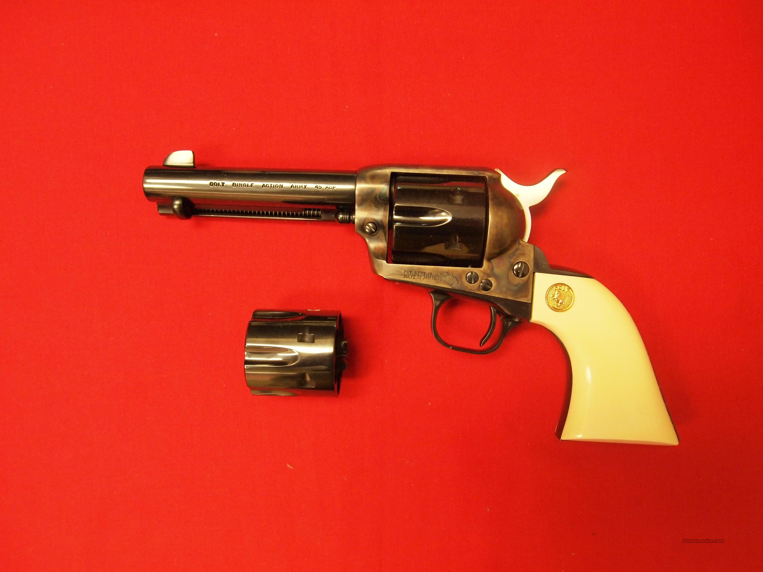 Colt Single Action Army 1983 Armory Model  Guns > Pistols > Colt Single Action Revolvers - 3rd Gen.