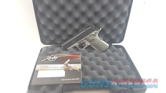 Kimber Aegis Elite Ultra, 45 ACP  Guns > Pistols > 1911 Pistol Copies (non-Colt)