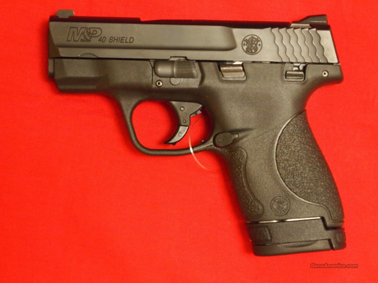 Smith and Wesson M&P40 Shield .40 S&W  Guns > Pistols > Smith & Wesson Pistols - Autos > Shield